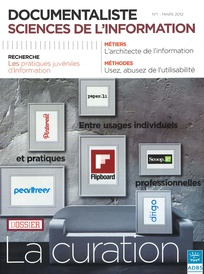 Documentaliste-Sciences de l'Information 2012/1
