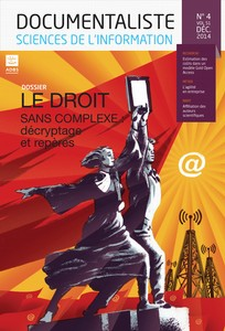 Documentaliste-Sciences de l'Information 2014/4