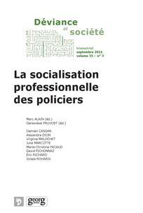 Déviance et Société 2011/3