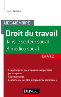 3634f59f44b Droit du travail dans le secteur social et médico-social - Muriel ...