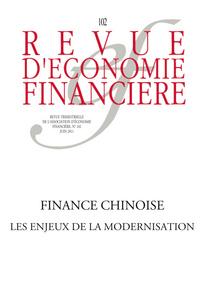 Revue d'économie financière 2011/2