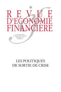 Revue d'économie financière 2011/3