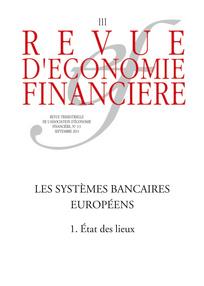 Revue d'économie financière 2013/3