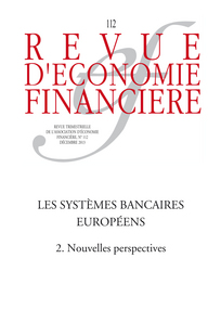 Revue d'économie financière 2013/4