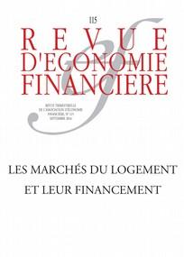 Revue d'économie financière 2014/3