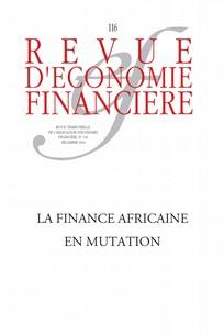 Revue d'économie financière 2014/4