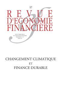 Revue d'économie financière 2015/1