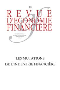 Revue d'économie financière 2015/2