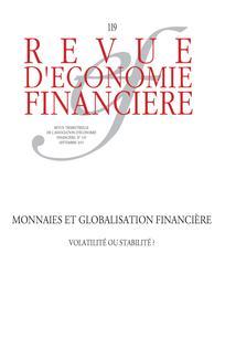Revue d'économie financière 2015/3