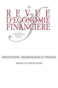 Revue d'économie financière 2015/4