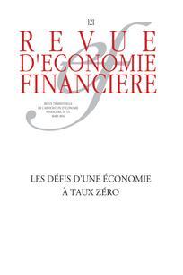 Revue d'économie financière 2016/1