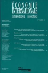 Essays on the determinants of aggregate foreign direct investment