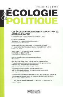 Ecologie & politique 2013/1