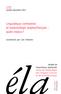 couverture de Linguistique contrastive et traductologie anglais/français : quels enjeux ?