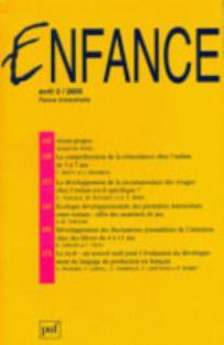 Enfance 2005/2