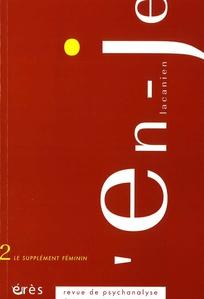 L'en-je lacanien 2004/1