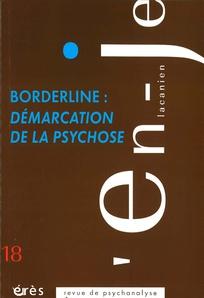 L'en-je lacanien 2012/1