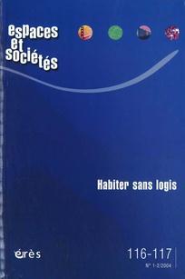 Espaces et sociétés 2004/1