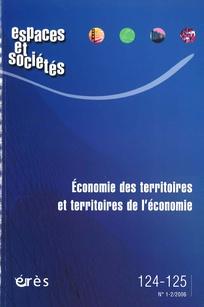 Espaces et sociétés 2006/1