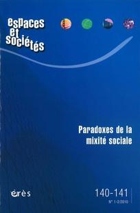Espaces et sociétés 2010/1
