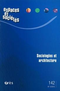 Espaces et sociétés 2010/2