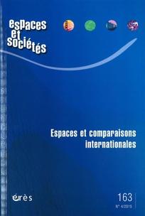 Publication sur la 1ère Biennale de Sociologie Urbaine : Maurice Blanc «Pratiquer la comparaison en sociologie urbaine», Espaces et sociétés 2015
