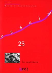 couverture de ESS_025