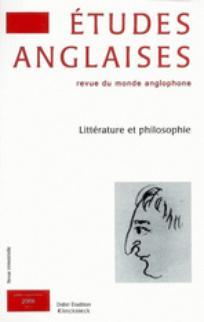 Études anglaises 2006/3