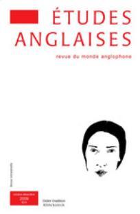 Études anglaises 2009/4