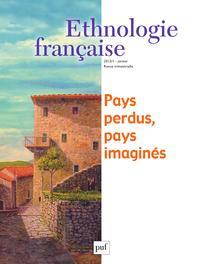 Ethnologie française 2013/1