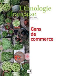 Ethnologie française 2017/1