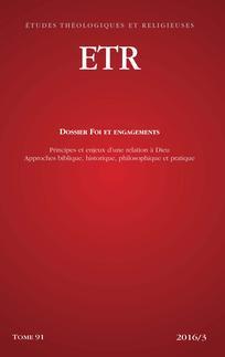 couverture de ETR_0913