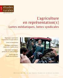 Etudes rurales