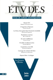 Études 2005/6