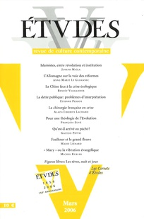 Études 2006/3