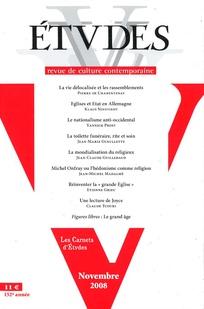 Études 2008/11