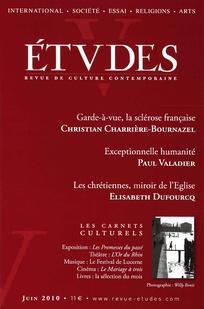 Études 2010/6