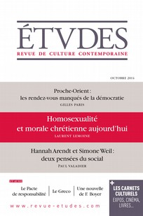 Études 2014/10