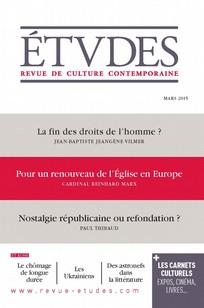 Études 2015/3