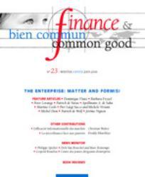 Finance & Bien Commun 2005/3