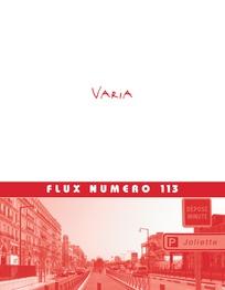 couverture de FLUX1_113