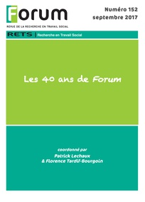 couverture de FORUM_152