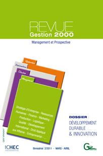 Innovation Et Developpement Durable Dans La Banque Enjeux Et
