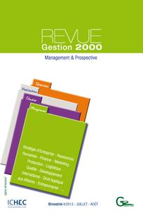 Gestion 2000 2013/4