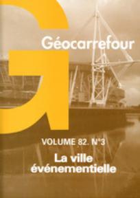 Géocarrefour 2007/3