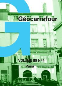 Géocarrefour 2014/4