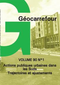 Géocarrefour 2015/1