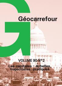 Géocarrefour 2015/2