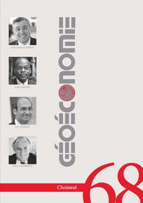 Géoéconomie 2014/1