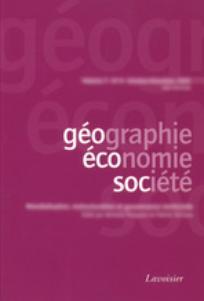 Géographie, économie, société 2008/3